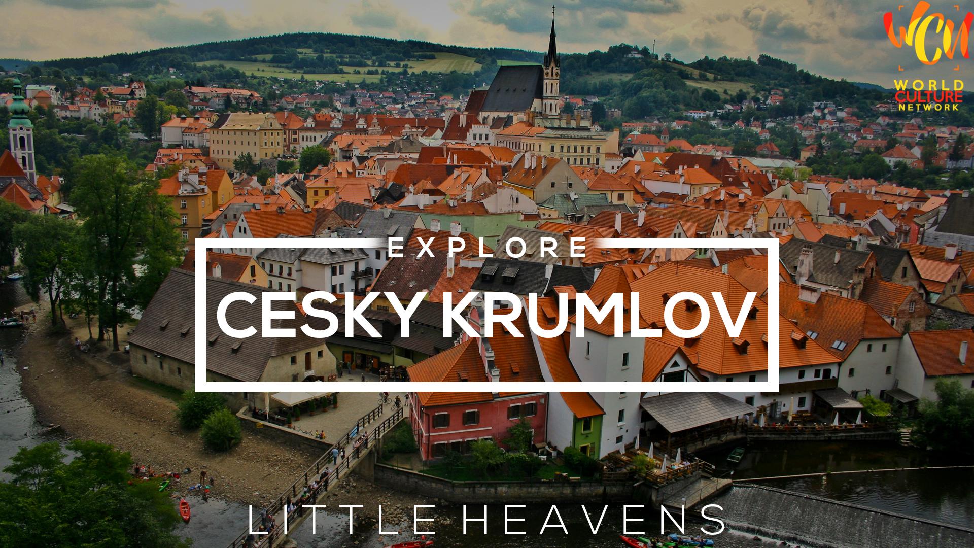 Cesky Krumlov | Little Heavens of Czech Republic | World Culture Network