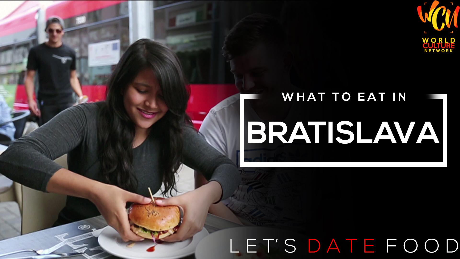 Bratislava Food Guide   Let's Date Food   World Culture Network