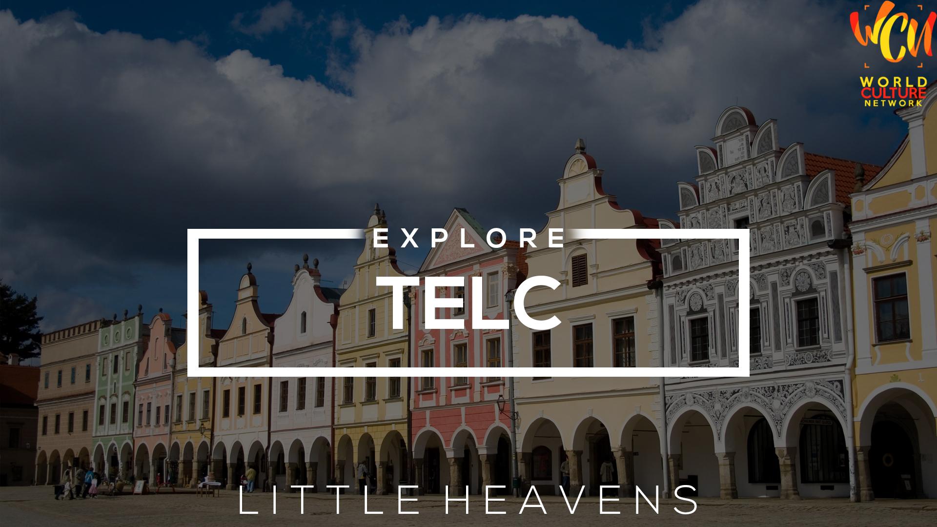 Travel To Telč   Little Heavens Of Czech Republic   World Culture Network