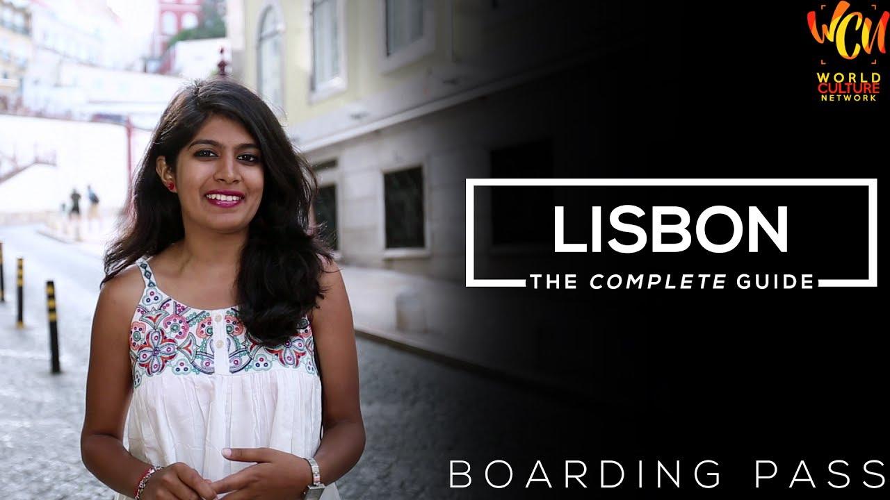 Lisbon City Guide   Boarding Pass