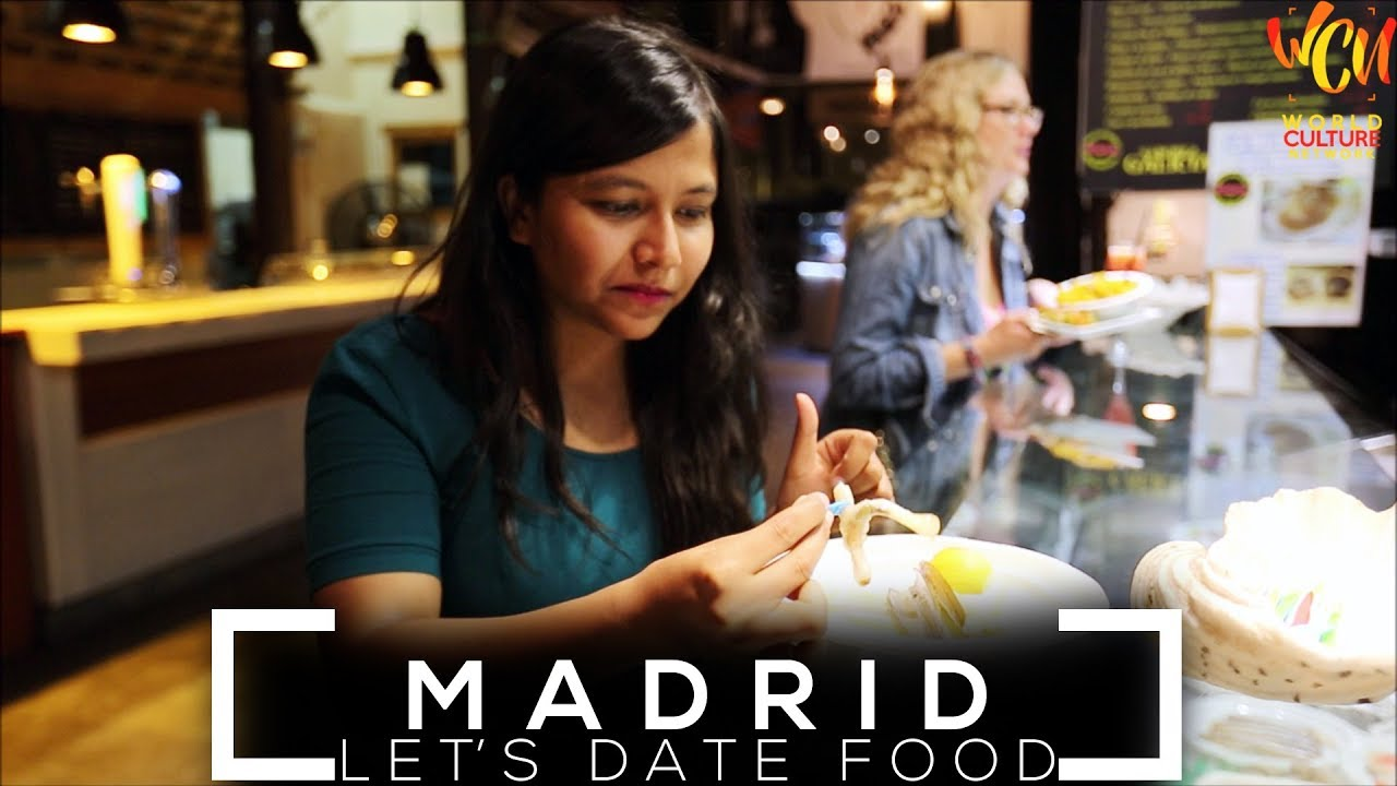 Madrid Food Guide | Let's Date Food