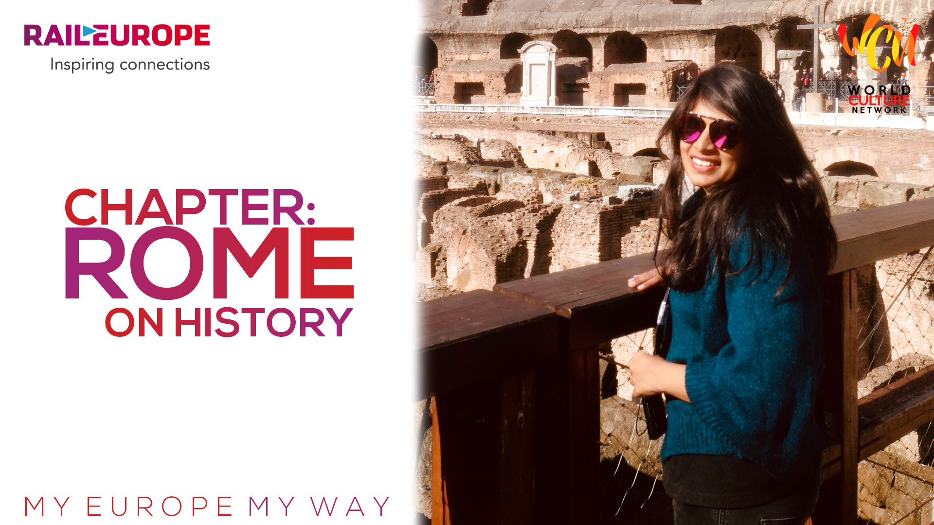 Chapter: Rome On History | My Europe, My Way