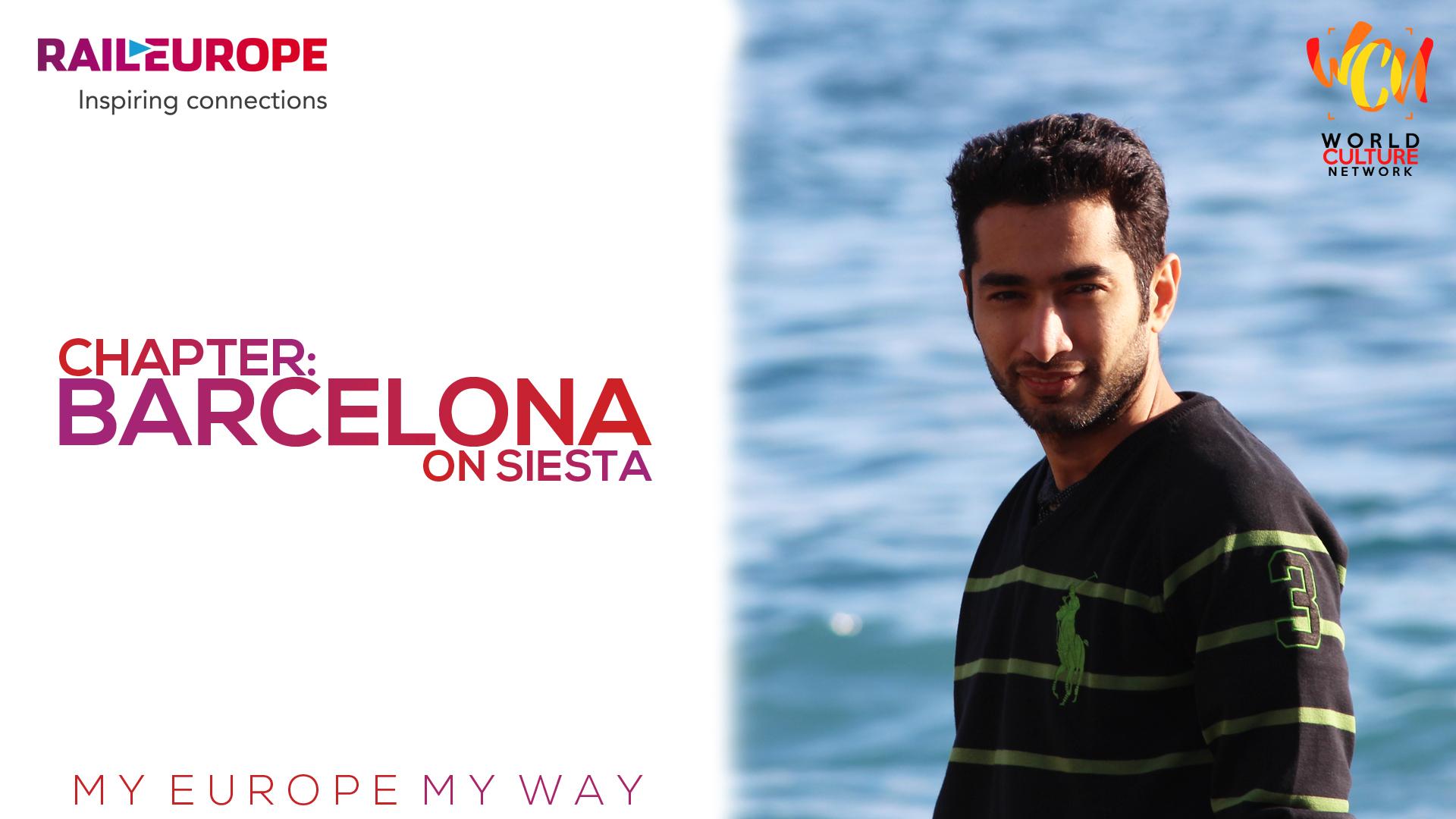 Chapter: Barcelona On Siesta | My Europe, My Way