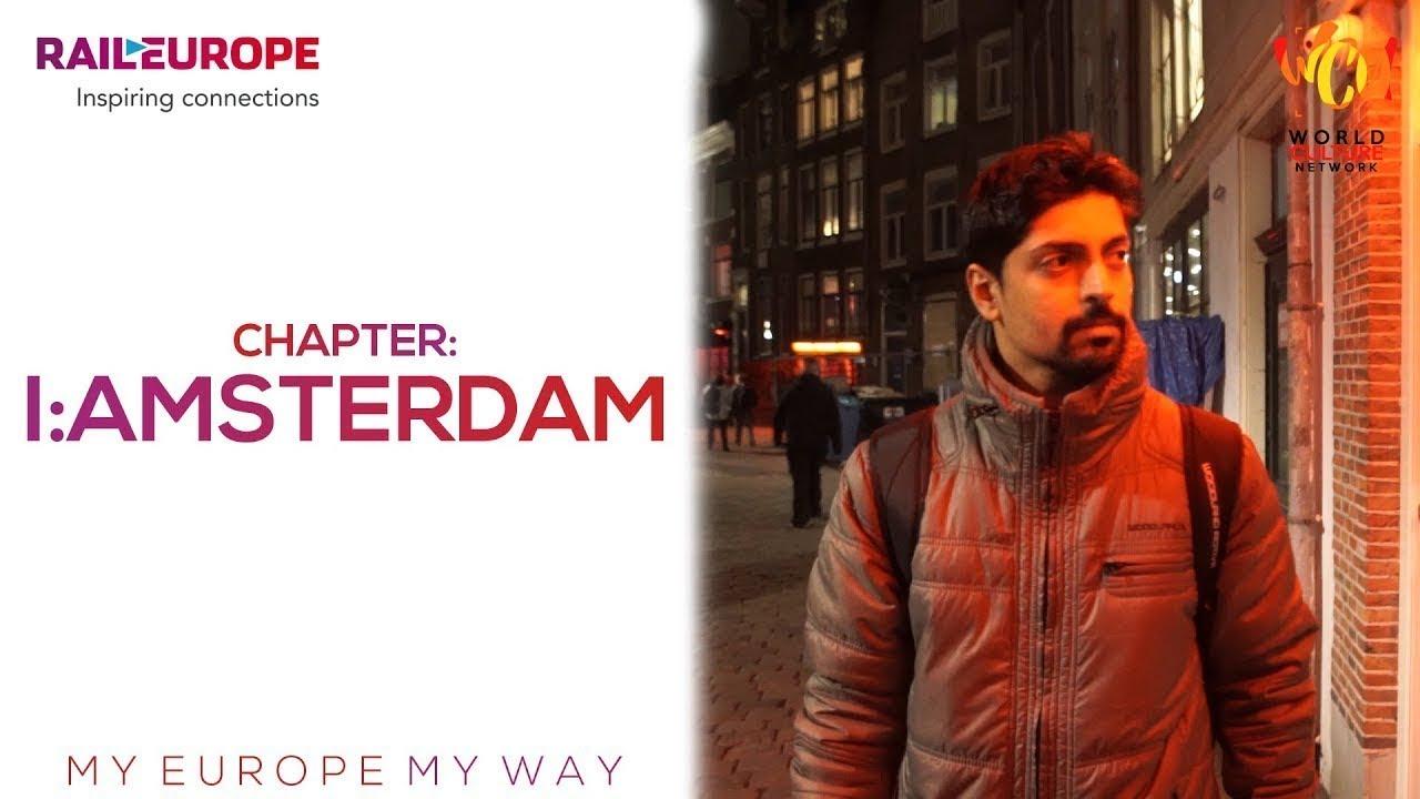 BONUS! Chapter: I amsterdam   My Europe, My Way